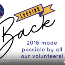 Thanks for a great 2018 – check out our year in review video!