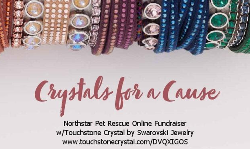 Crystals for a Cause