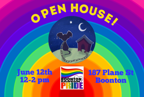 NorthStar's Open House for Boonton Rainbow Pride Day